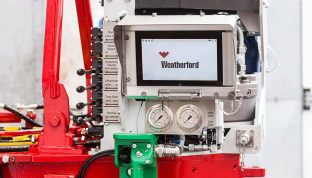 Weatherford introduces automated pipe makeup and connection