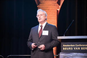 Steven Brady speaks at the 2017 IADC World Drilling Conference, held 28-29 June in Amsterdam, on the RAPID-S53 BOP reliability database, a joint effort between IADC and IOGP.