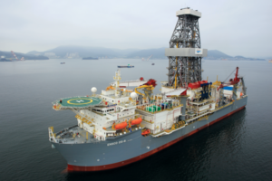 The ENSCO DS-8 is contracted to operate offshore Angola for Total until late 2020.