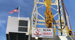 The SCAN Quest will drill for Concho Resources in the Permian Basin.
