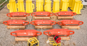 Delmar's RAR Plus units are equipped with an independent manual backup release method and increasing the ultimate and release load ratings. Additionally, the units are capable of transmitting direct and indirect line tension measurements from internal sensors for real-time display on the rig.