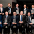 The IADC North Sea Chapter recognized member companies for their safety performance in a ceremony on 20 April in Aberdeen. Back row from left are Ole Maier, Odfjell Drilling; Ally Malcolm, Awilco Drilling; Ed Wheler, KCA Deutag; Jasper Goeting, Paragon Offshore, Bram Leerdam, Paragon Offshore; Julian Hall, Ensco; and Darren Rainnie, Ensco. Front row from left are Paul Ellis, Archer; Clive Tulleth, North Atlantic Drilling; Ian Paterson, Transocean; Pete Wilson, IADC NSC Chairman and Rowan Drilling; Bill Cairns, Diamond Offshore; and Patrick Gardiner, Diamond Offshore.