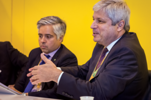 Marcio Felix, Brazil's Deputy Mining and Energy Minister, said that open dialogue with stakeholders has been key in the Brazilian government's efforts to inspire confidence and trust in the country's regulatory framework.