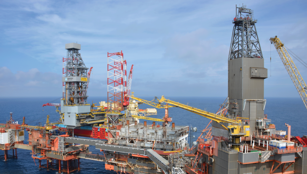 Rig demand, dayrate movements point to recovery in North Sea
