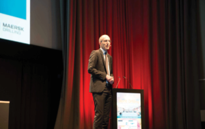 Speaking at the 2018 IADC World Drilling Conference on 19 June in Copenhagen, Denmark, Morten Kelstrup, Maersk Drilling Chief Commercial and Innovation Officer, urged the industry to start building the foundation for a more sustainable future where all parties can be profitable and oil and gas resources are more competitive.
