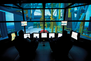 Maersk Training has incorporated the scenarios, guidelines and flowcharts that were developed in partnership with BP and Seadrill into its onshore simulator training.