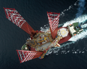 Equinor has exercised options and added a new contract for jack-up rig Maersk Intrepid to continue supporting the development towards first oil at the Martin Linge field.