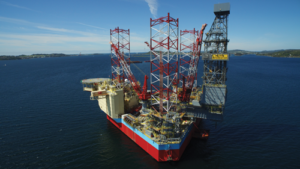 The Maersk Integrator will be the first rig to be fully contracted under the tripartite alliance announced last year among Aker BP, Maersk Drilling and Halliburton.
