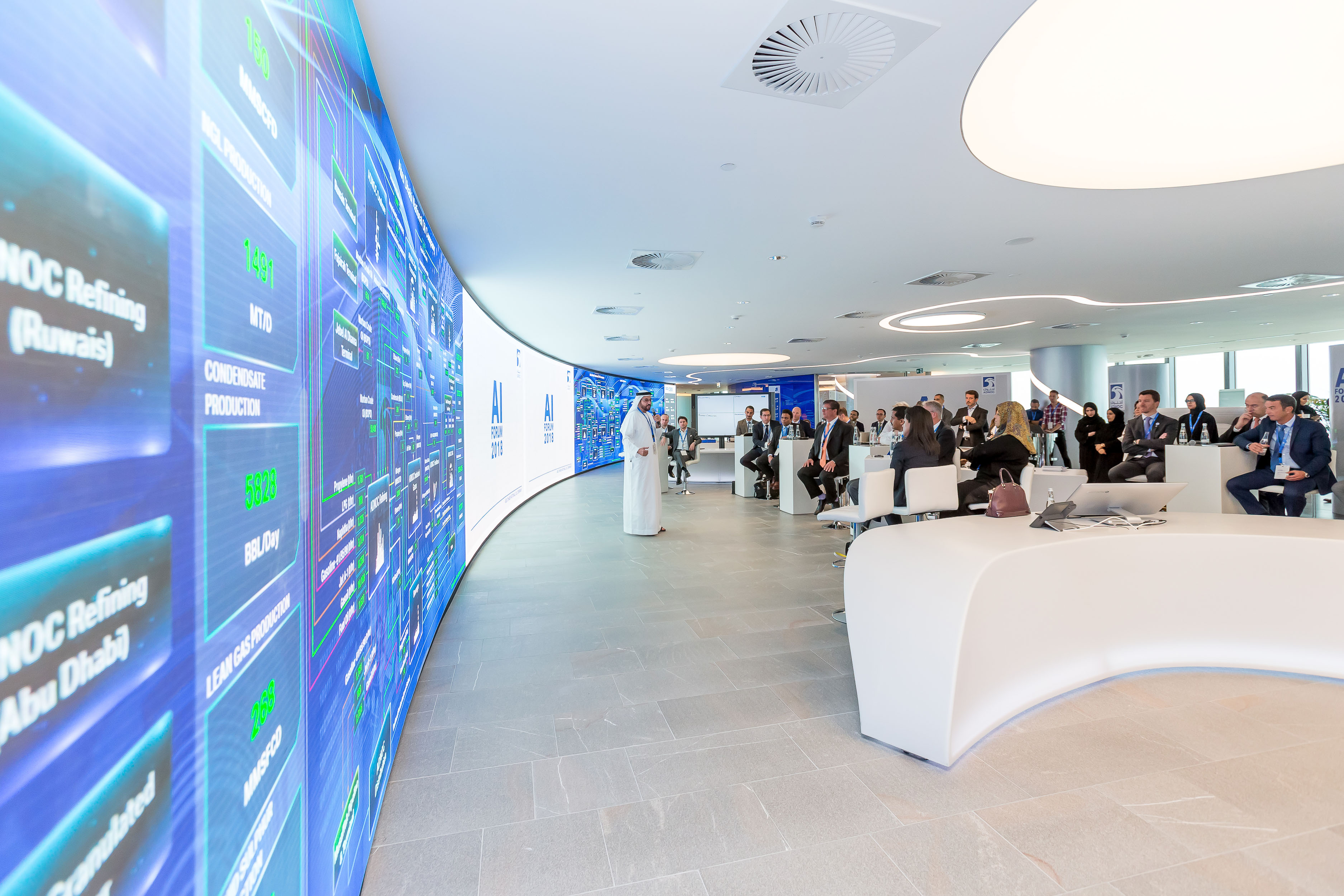 ADNOC Hosts Global Industry and Technology Leaders to