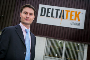Tristam Horn, DeltaTek founder and CEO.