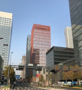 Tianjin Economic Technological Development Area (TEDA) - location of 3T Energy's new office.