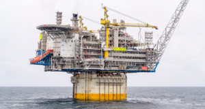 Aasta Hansteen is located 300 km west of Sandnessjøen, far from other fields and in an area with harsh weather conditions. The field has been named after another pioneer: Feminist, social commentator, painter and author Aasta Hansteen.