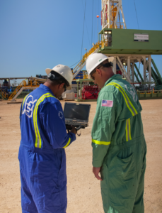 A key goal at Precision Drilling is Triple Target Zero, which refers to days when there are no environmental incidents, no recordable safety incidents and no motor vehicle incidents.