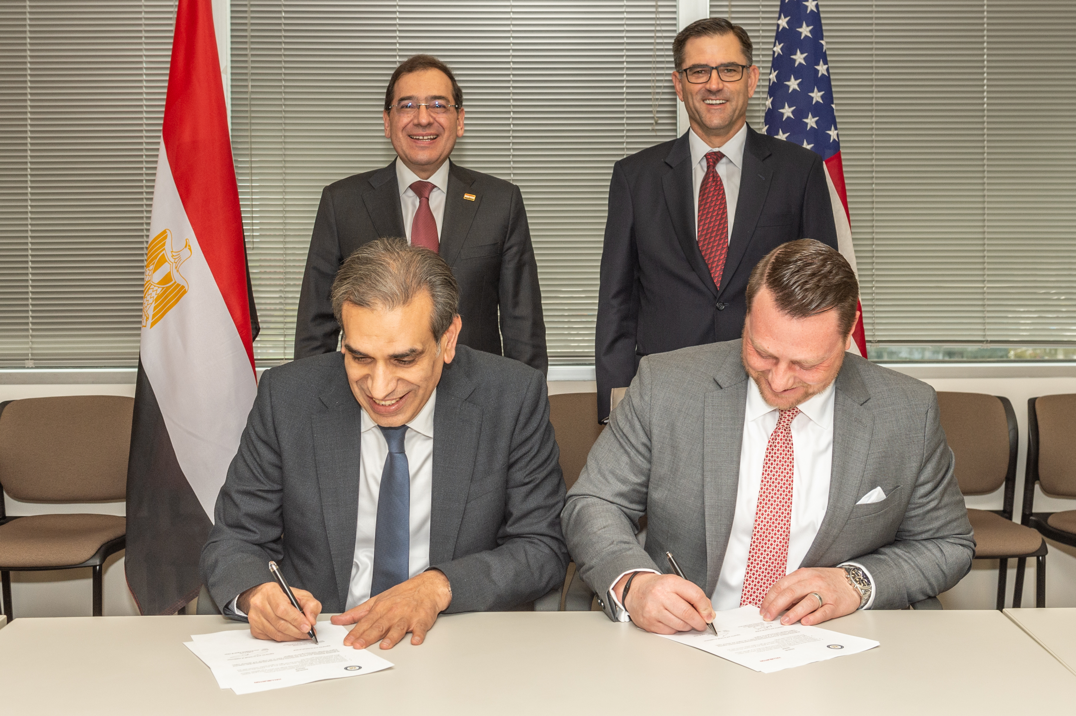 Halliburton signs agreement with Egyptian Ministry of Petroleum