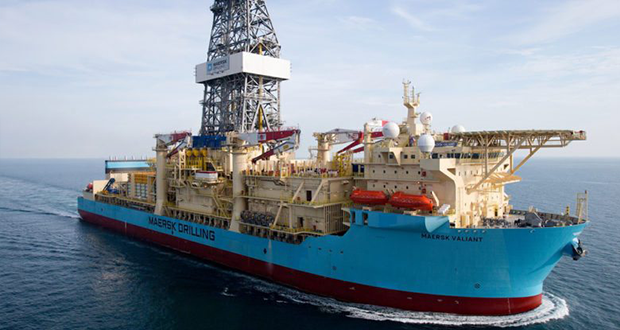 Maersk Drilling secures contracts for Maersk Valiant in Mexico