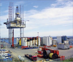 Of Transocean's three North Sea-based Galaxy jackups, the Galaxy III currently has work, with Nexen, while the two others Galaxy I and Galaxy II have been stacked.