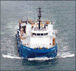 The Blue Dolphin can provide 80 bbl/min blending rates for ultra-deepwater fracturing/stimulation projects.
