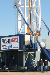 Ensign's ADRs, including Rig 121, are compact=