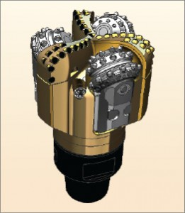 "IADC/SPE 128741: ""Hybrid Bits Offer Distinct Advantages in Selected="