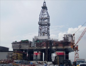 Vantage's Sea Dragon I has been signed by Pemex for five years  starting in 2011.