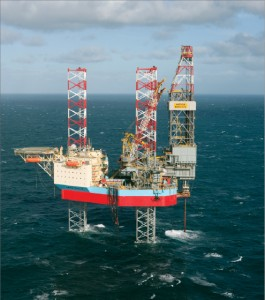 The Maersk Resolve is one of three jackups that Maersk Drilling is operating in the Danish part of the North Sea. Norway and Denmark continue to be the company's key European markets as it seeks growth opportunities in areas like the UK.