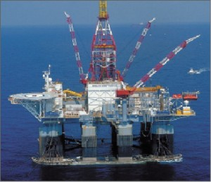 Diamond Offshore and Murphy mobilized the ultra-deepwater semisubmersible Ocean Confidence from the US Gulf of Mexico to Congo as a result of the GOM deepwater drilling moratorium. This rig is expected to return to the GOM in early 2011.