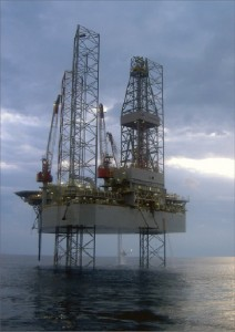 Atwood Oceanics' jackup Atwood Beacon was working for Edison Oil and Gas offshore the Ivory Coast but is moving to Suriname for a contract with Murphy.