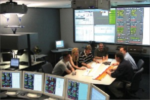 Shell has real-time operations centers in six major hubs around the world that are primarily used for multidisciplinary well planning, optimization engineering and 24/7 real-time monitoring of global assets.