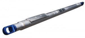 GE Oil & Gas' litho density tool helps to distinguish oil from gas in reservoirs.