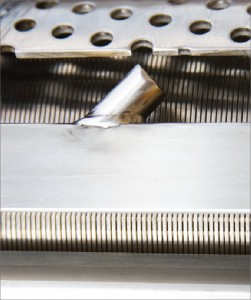 Schlumberger is leveraging current technologies, such as the ExxonMobil Alternate Path shunt tube technology, and applying it to open-hole completion applications when needed. The OptiPac system – the open-hole version of Alternate Path – is being used to meet the challenges associated with longer intervals, pressure limitations and shale.