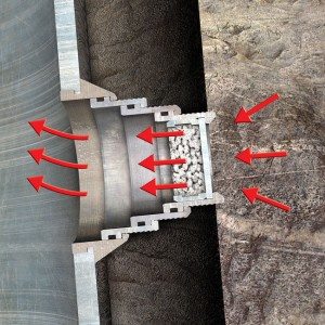 Baker Hughes' telescopic devices provide a viable alternative to perforation tunnels, allowing a direct connection to the reservoir without undue perforating damage.
