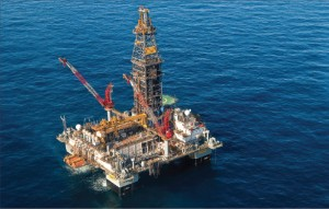 The dynamically positioned ENSCO 8501 ultra-deepwater semisubmersible rig is resuming drilling in the US Gulf of Mexico for Noble Energy. The unit is capable of drilling in up to 8,500-ft water depth.