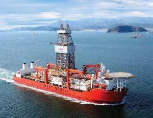 The West Gemini ultra-deepwater drillship will operate in West Africa for Total through September 2012; the operator has the option extend the contract for another year.