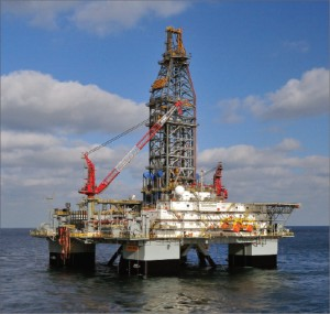 The ENSCO 8503 has mobilized out of the Gulf of Mexico to French Guiana, sublet to Tullow Oil.