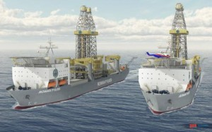 Rowan's two newbuild drillships will be equipped with a second BOP for minimizing well and between-well nonproductive time.