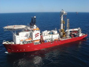 Helix Well Ops UK's Well Enhancer mono-hull intervention vessel has completed West Africa's first well intervention campaign.