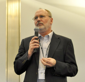 Fred Florence, NOV, outgoing chairman of the SPE Drilling Systems Automation Technical Section (DSATS) discussed the group's current and upcoming plans, including work on an interoperability pilot project.