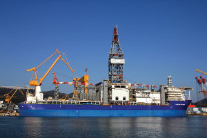 Vantage Drilling's Tungsten Explorer drillship has received a conditional Letter of Award for work offshore West Africa, to commence in mid-2014