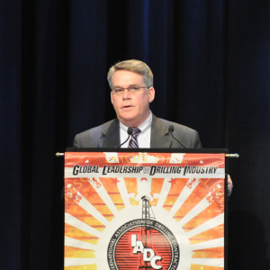 Industry must recognize public concerns and engage the public to resolve the issues together, said David McBride, vice president – environment, health & safety, Anadarko Petroleum.