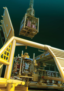 FMC Technologies' riserless light well intervention technology enables intervention operations to be conducted on existing subsea wells, resulting in additional production volumes from mature subsea fields.