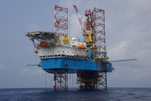 JDC's HAKURYU-10 jackup is on a two-year contract to Total in Kalimantan, offshore Indonesia, with options to extend up to two more years.