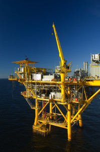 """EPL's focus areas include South Timbalier Block 41 (above) and East Bay – South Pass Block 24 (below). """"One of the benefits we have of playing in the central Gulf of Mexico is that it's very oily and that we tend to have a lot of stacked pay,"""" Gary Hanna, EPL chairman, president and CEO, said."""