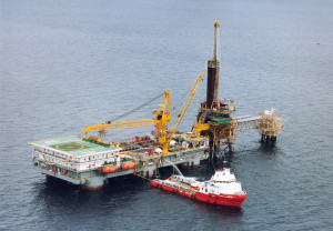 SapuraKencana's West Menang tender rig is on an 18-month contract with Murphy Sabah Oil on the Kikeh Spar deepwater field offshore East Malaysia.