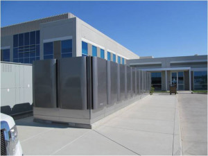 Natural gas fuel cells supply approximately 60% of the overall load requirements to operate the main office, laboratories and a vehicle maintenance facility in Shafter, Calif. The cells use a chemical reaction rather than a combustion process and significantly reduces greenhouse gas emissions.