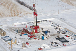 Canebrake 103 is working for Statoil in the Bakken. The 1,500-hp AC rig features an iron roughneck and a 500-ton top drive. As drilling intensity has increased in terms of time and equipment utilization, there is a need for more people to maintain quality and safe performance.