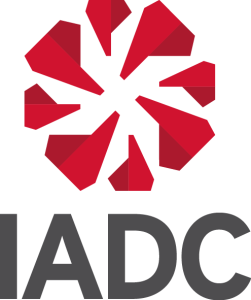IADC's new logo, unveiled this week at the Drilling Conference, reflects collaboration among all elements of the drilling industry.
