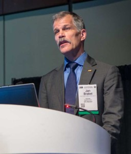 Jan Brakel has been named Chairman of the 2015 SPE/IADC Drilling Conference.