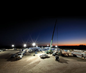 BHP Billiton entered the US land market in 2011 and has since been drilling development wells in the Eagle Ford (pictured) and Haynesville and appraisal wells in the Permian.