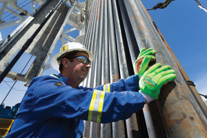 "Horizontal drilling has led to significant changes in rig capabilities, such as increased pipe racking capacity and higher hydraulic horsepower, which requires additional power. ""Because the measured depth of wells has increased significantly relative to the true vertical depth, you need more capacity to rack pipe so as to avoid having to lay down any drill pipe when tripping out of the hole,"" Dennis Smith of Nabors said."