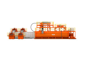 The M-I SWACO RHE-USE non-aqueous fluid processing system, introduced in September 2013, allows operators to reuse invert emulsion drilling fluids over multiple wells. In one multiwell pad drilling project, the system reduced low-gravity solids in the drilling fluid to below 4% using staged centrifugation with chemical enhancement.